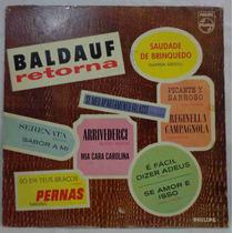 Norberto Baldauf Lp Baldauf Retorna 1962 Mono