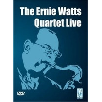 Ernie Watts Quartet Live - Jazz Instrumental - Dvd Original