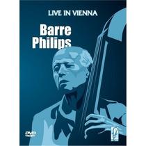 Barre Phillips Live In Vienna Jazz Instrumental Dvd Original