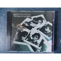 Lou Reed Best Of 1977 Cd Imp Velvet Underground Iggy Mc5