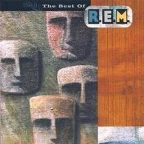 R.e.m. Rem 1991 The Best Of - Cd Raro Original Ótimo Preço