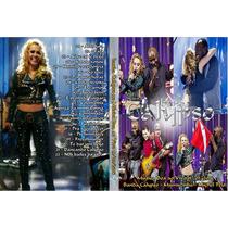 Dvd Banda Calypso No Musica Boa -ao Vivo- Multishow - 2014