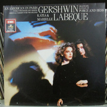 Lp Katia & Marielle Labeque Gerswin Porgy And Bess Exx