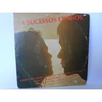 Compacto 4 Sucessos Eternos / Vinil / 1978 / Frete Grátis