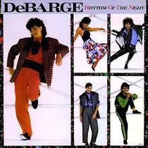 Cd - Debarge - Rhythm Of The Night