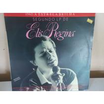 Disco De Vinil - Segundo Lp De Elis Regina