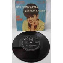 Rita Pavone Compacto Nacional Usado Sul Cucuzzolo 1963 Mono