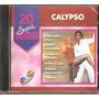 Cd Calypso - 20 Super Sucessos - Reginaldo Rossi, Labaredas