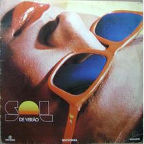 Lp - Sol De Verão - Nacional - 1982