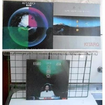 019: Lote P/fã De Kitaro C/3lps Asia Light Of The Spirit