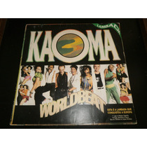 Lp Kaoma - Worldbeat - Lambada, Disco Vinil, 1989