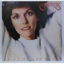 Lp Carpenters - Voice Of The Heart - 1983 - A&m