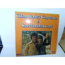 Compacto Wanderley Cardoso E Sylvia Massari / Frete Grátis