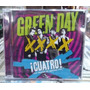 Green Day Cuatro! Dvd Original Impecavel Sem Legendas