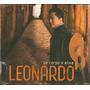 Cd Leonardo - De Corpo E Alma (pac) - Novo***
