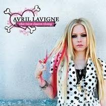 Cd Avril Lavigne - The Best Damn Thing Com Frete Grátis!!!!!