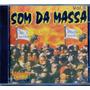 Cd Som Da Massa - Vol. 2 - Novo***