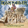 Cd Iron Maiden - Somewhere Back In Time / 1980-198 (923168)