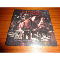 Possessed - Cd Agony In Paradise - Nacional