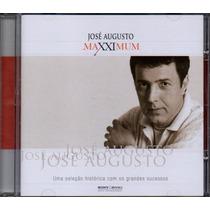 =cd José Augusto - Maxximum