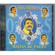 Ozéias De Paula Cd+playback Jóia Infinita