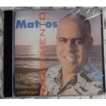 Cd Mattos Nascimento - Musicas E Testemunhos.