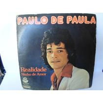 Compacto Paulo De Paula / Vinil / 1978 / Frete Grátis