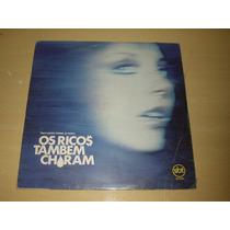 Vinil Lp Os Ricos Tambem Choram Trilha Sonora Original