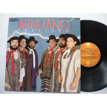 Lp / Vinil Musica Gaucha Grupo Minuano Autografado...