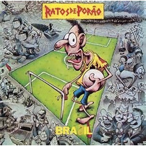 Ratos De Porao Brasil (cd Novo E Lacrado)