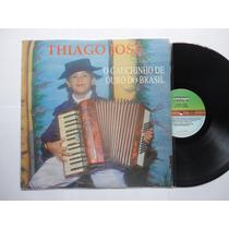 Lp / Vinil Musica Gaucha Tiago Jose Raro