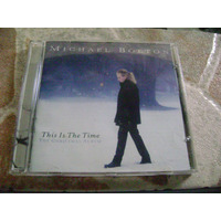 Cd - Michael Bolton The Christimas Album