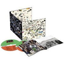 **led Zeppelin 3** Remaster 2014 Duplo Importado-europeu**
