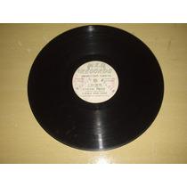 Vinil Lp M . E . D Records Prodction Variuns Sem Capa
