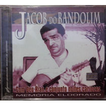 Cd Jacob Do Bandolim Memória Eldorado- Lacrado De Fabrica