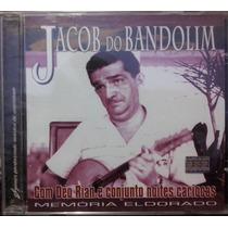 Cd Jacob Do Bandolim Memória Eldorado- Lacrado De Fabrica