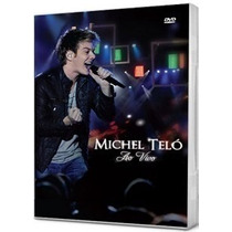 Dvd Michel Telo - Ao Vivo (lacrado)