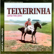 Cd / Teixeirinha = Canta Meu Povo (1977)