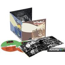 **led Zeppelin 2** Remaster 2014 Duplo Importado Europeu**
