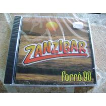 Cd - Forro Zanzibar 98 Lacrado!!!