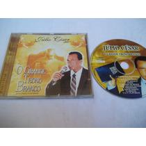 Cd Julio Cesar O Grande Trono Branco - Evangelico
