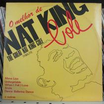 Lp Nat King Cole O Melhor De Tribute