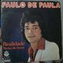 Vinil Compacto Paulo De Paula 1978 Frete Gratis