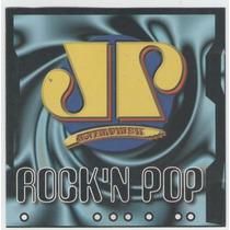 Cd Jovem Pan Rockn Pop