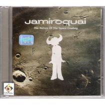 Cd Jamiroquai - The Return Of The Space Cowboy