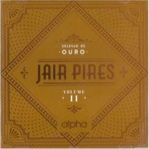 Cd Jair Pires - Seleção De Ouro 2 / Bônus Playback.