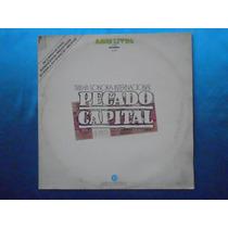 Lp Trilha Sonora Novela Pecado Capital P/1976 Internacional