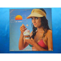 Lp Trilha Novela Sol De Verão P/1983-internacional