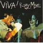 Cd Roxy Music - Viva! (1976) C/ Eddie Jobson, John Wetton
