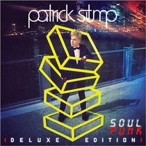 Cd Patrick Stump Soul Punk (deluxe) [eua] Novo Lacrado